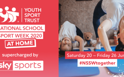 NATIONAL SCHOOL SPORT WEEK